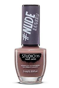 Esmalte Fortalecedor Studio 35 - 9 ml - Nude #coisadepele
