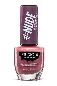 Esmalte Fortalecedor Studio 35 - 9 ml - Nude #amorplatonico