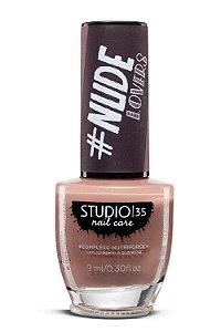 Esmalte Fortalecedor Studio 35 - 9 ml - Nude #nudechic