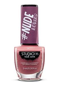 Esmalte Fortalecedor Studio 35 - 9 ml - Nude #comportada