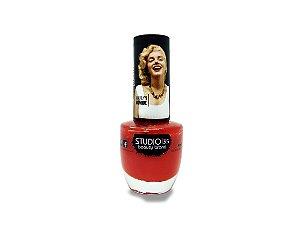 Esmalte Fortalecedor Studio 35 - 9 ml - Linha Garotas Empoderadas Marilyn #carpediem
