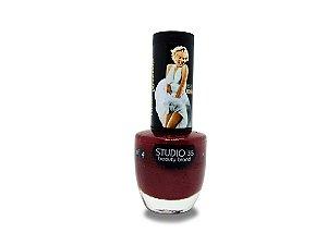 Esmalte Fortalecedor Studio 35 - 9 ml - Linha Garotas Empoderadas Marilyn #cuidadocomovento