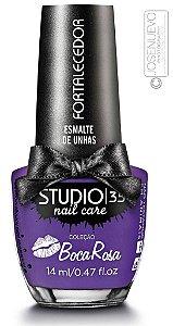 Esmalte Fortalecedor Studio 35 by Boca Rosa 14 ml #diva - 04 (Cremoso)