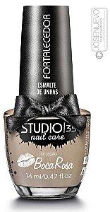 Esmalte Fortalecedor Studio 35 by Boca Rosa 14 ml #makeup - 01 (Cremoso)