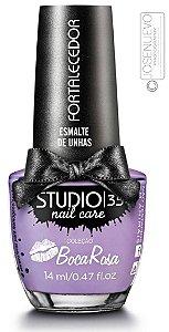 Esmalte Fortalecedor Studio 35 by  Boca Rosa 14 ml #goxxxtosas - 03 (Cremoso)