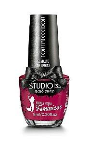 Esmalte Fortalecedor Studio 35 by Pausa para Feminices 9 ml 1 - #iara (cremoso)