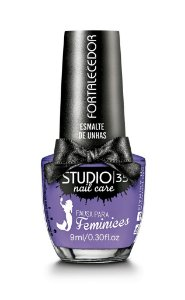 Esmalte Fortalecedor Studio 35 by Pausa para Feminices 9 ml - #mermaid (cremoso)