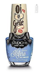 Esmalte Fortalecedor Studio 35 by Kefera #comosoumeiga