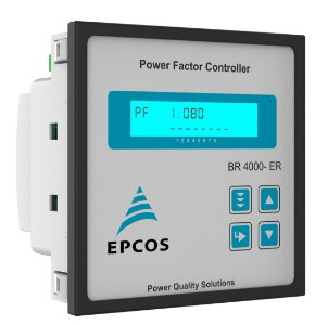 Controlador BR4000-ER - Monofásico - Alimentação 240V 50/60Hz - 08 Estágios