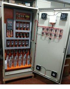 Banco de Capacitores Automático Painel Autoportante