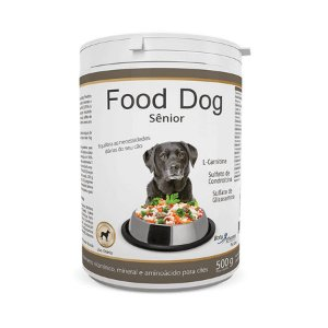 Food Dog Adulto Sênior 500g