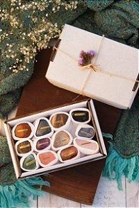 Kit Pedras Roladas (contém 12 pedras sortidas)