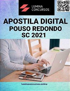Apostila PREFEITURA DE POUSO REDONDO SC 2021 Professor de Anos Iniciais