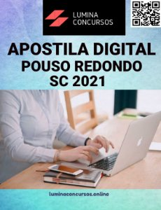 Apostila PREFEITURA DE POUSO REDONDO SC 2021 Professor de Língua Portuguesa