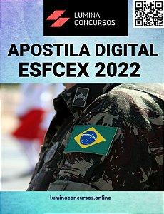 Apostila ESFCEX 2022 Magistério em Biologia