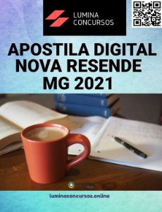 Apostila PREFEITURA DE NOVA RESENDE MG 2021 Agente Comunitário de Saúde