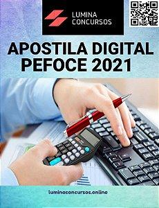 Apostila PEFOCE 2021 Perito Criminal Farmácia