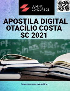 Apostila PREFEITURA DE OTACÍLIO COSTA SC 2021 Arquiteto