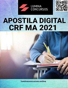 Apostila CRF MA 2021 Assistente Administrativo