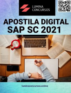Apostila SAP SC 2021 Nutricionista