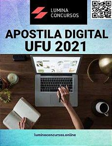 Apostila UFU 2021 Nutricionista