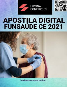 Apostila FUNSAÚDE CE 2021 Arquiteto