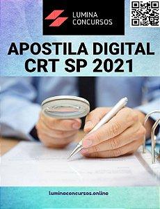 Apostila CRT SP 2021 Agente de Fiscalização