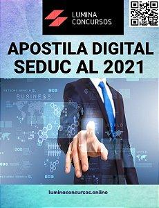Apostila SEDUC AL 2021 Professor Arte