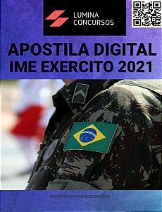 Apostila IME EXERCITO 2021 Engenharia Metalúrgica e Materiais