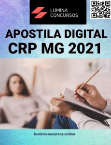 Apostila CRP MG 2021 Psicólogo