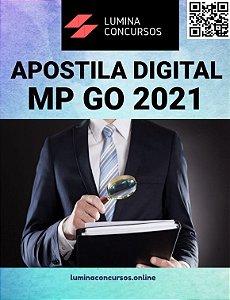 Apostila MP GO 2021 Secretário Auxiliar