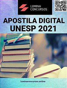 Apostila UNESP 2021 Enfermeiro