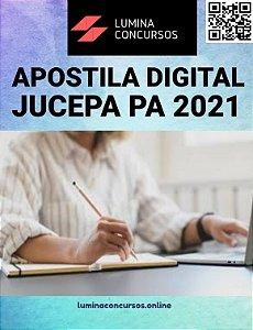 Apostila JUCEPA PA 2021 Técnico de Administração e Finanças Ciências Contábeis