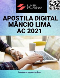 Apostila PREFEITURA DE MÂNCIO LIMA AC 2021 Psicólogo