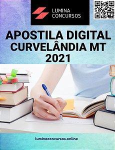 Apostila PREFEITURA DE CURVELÂNDIA MT 2021 Técnico de Enfermagem
