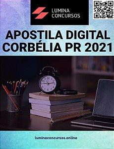 Apostila PREFEITURA DE CORBÉLIA PR 2021 Contador