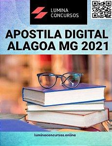 Apostila PREFEITURA DE ALAGOA MG 2021 Nutricionista