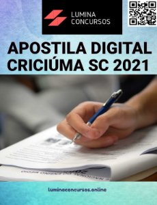 Apostila PREFEITURA DE CRICIÚMA SC 2021 Assistente Social