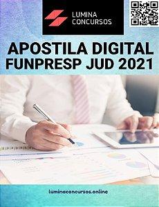 Apostila FUNPRESP JUD 2021 Analista Secretário Executivo