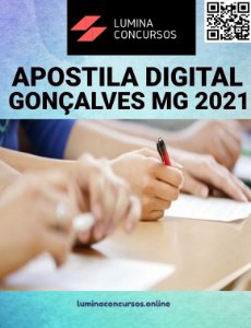 Apostila PREFEITURA DE GONÇALVES MG 2021 Técnico de Enfermagem