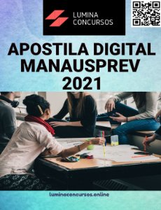 Apostila MANAUSPREV 2021 Analista Previdenciário Psicologia