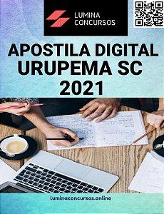 Apostila PREFEITURA DE URUPEMA SC 2021 Técnico Saúde Bucal
