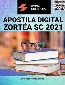 Apostila PREFEITURA DE ZORTÉA SC 2021 Orientador Social