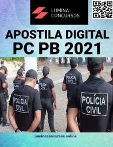 Apostila PC PB 2021 Perito Oficial Químico-Legal Geral