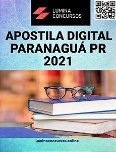 Apostila PREFEITURA DE PARANAGUÁ PR 2021 Nutricionista