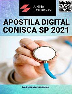Apostila CONISCA SP 2021 Auxiliar de Consultório Dentário