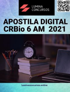Apostila CRBio 6 AM 2021 Auxiliar Administrativo