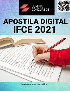 Apostila IFCE 2021 PROFESSOR CIÊNCIA E TECNOLOGIA DE ALIMENTOS Ciência de Alimentos