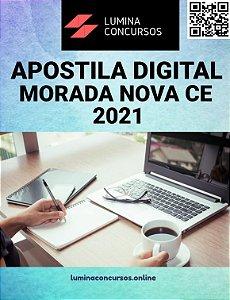 Apostila PREFEITURA DE MORADA NOVA CE 2021 Professor de Matemática