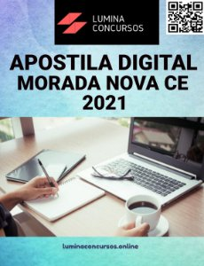 Apostila PREFEITURA DE MORADA NOVA CE 2021 Professor de Português